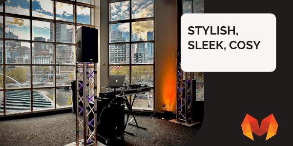 Wedding DJ Setup Melbourne